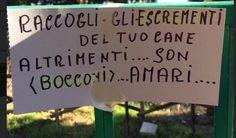 Cartello minaccioso al Parco di Sant'Angelo a Perugia fa infuriare Emanuela Mori