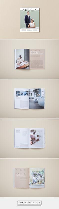 """Kinfolk Magazine, Issue 15 """"The Entrepreneurs Issue"""""""