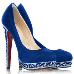 Christian Louboutin Eugenie 120mm Pumps