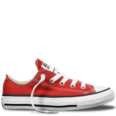 Chuck Taylor All Star Classic Colour Low Top Red