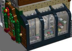 LEGO Ideas - Modular Jewelry Store