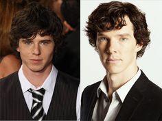Charlie McDermett Looks like a lil Benedict cumberbatch