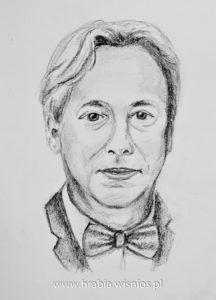 rysunek-portret-ołówek-drawing-hrabia-wisnios-1