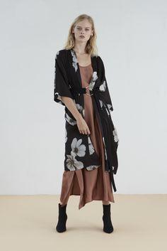 Long Island Kimono