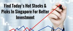 singapore stock picks today