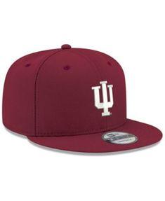 pretty nice c0023 7a647 New Era Boys  Indiana Hoosiers Core 9FIFTY Snapback Cap