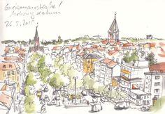Berlin - Gneisenaustraße - © Detlef Surrey