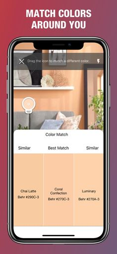 ‎Project Color™ The Home Depot on the App Store Home Depot Paint Colors, Coordinating Paint Colors, Home Depot Store, Coloring Apps, Home Remodeling Diy, Vinyl Siding, Color Names, Exterior Paint, App Store