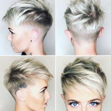 Short Hairstyle 2018 - 12