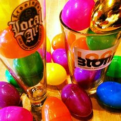 #Easter #EggHunt at the #PostOfficeCafe! #drinklocal #eatlocal #winlocal #beer #craftbeer #longislandfoodie