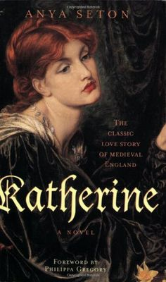 How do you beat a true love story? Katherine Swynford and England's John of Gaunt, Duke of Lancaster, and the winding love story that went against everything expected of the royals in 14th Century England. Their romance was so perfect, it's hard ot believe most of it was true! A great read about two people who would end up siring rulers of England for hundreds of years to come.