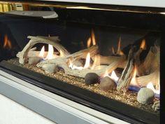 Napoleon LHD50N Linear Gas Fireplace 30 000 BTU's 79 Efficient | eBay