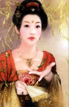The Portrait of the Ladies: Dream of the Red Chamber - The Twelve Beauties of Jinling