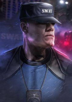 Jhon Cena As Striker In Mortal Kombat Movie Badass Movie, Sonya Blade, Johnny Cage, Liu Kang, Best Pc Games, Mortal Kombat Art, Terry Crews, Fighting Games, Ghost Rider