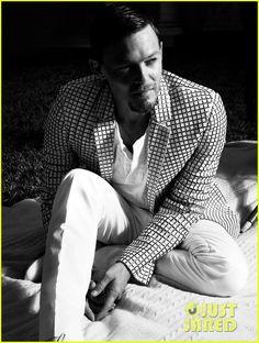 Norman Reedus: 'Flaunt' Feature | norman reedus flaunt magazine 03 - Photo Gallery | Just Jared