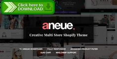 [ThemeForest]Free nulled download Aneue - Creative Multi-stores Shopify Theme from http://zippyfile.download/f.php?id=1449 Tags: creative shopify, eyewear glass sunglasses store, fashion premium shopify themes, garden tool warehouse kitchen, home appliance electronics, jewelry jewellery fragrance, kid infant children apparel, minimal cosmetic beauty game, new responsive bootstrap html5, perfume retina parallax simple, supermarket market groceries, superstore shopping mall phon