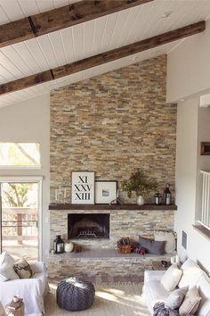 Vicky's Home: Acogedora sala de estar / Cozy Living Room