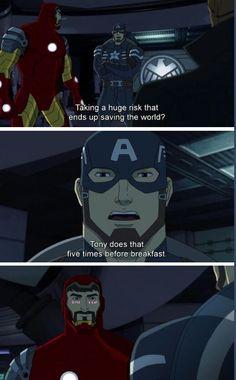 Oh Steve Marvel Funny, Marvel Memes, Marvel Dc Comics, Stony Avengers, Avengers Art, Steve Rogers, Thor Y Loki, Steve And Tony, Fandoms