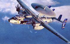Grumman E2C Hawkeye 2000