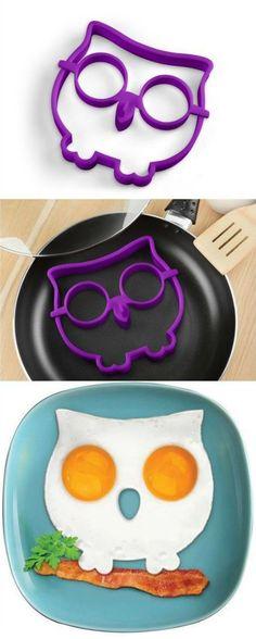 Owl Egg Mold // SO cUte!