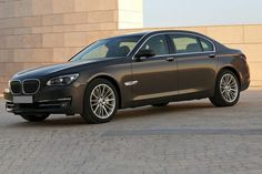 BMW 7 in Brown