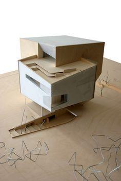 wire trees architecture model - Google Search