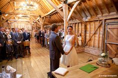 Sarah and Martin's real life wedding at Bassmead Manor Barns - i-d Image Development Wedding Venues, Wedding Ideas, English Heritage, October 2014, Barns, Real Weddings, Rustic Wedding, Real Life, Romance