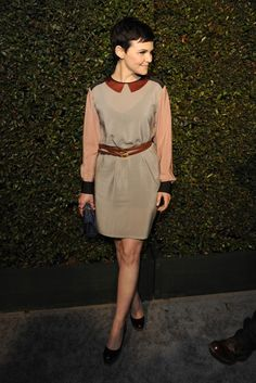Ginnifer Goodwin in Stella McCartney.