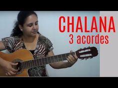 Música CHALANA com apenas 3 ACORDES | Almir Sater | Violão Iniciante - YouTube