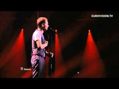 Ott Lepland - Kuula - Live - Grand Final - 2012 Eurovision Song Contest - YouTube