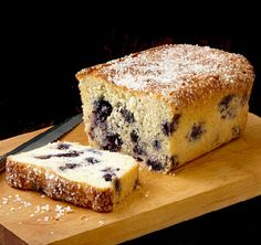 One Perfect Bite: Blueberry Muffin Bread