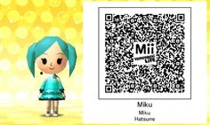 Tomodachi 3ds qr codes sailor moon - Google Search