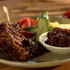 Try this Satay Beef recipe by Chef Adrian Richardson. This recipe is from the show Secret Meat Business.