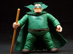 Marvel Legends Ronan Series Mole Man  // Pinned by: Marvelicious Toys - The Marvel Universe Toy & Collectibles Podcast [ m a r v e l i c i o u s t o y s . c o m ]