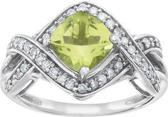 #Peridot Collection By Rogers Jewelers
