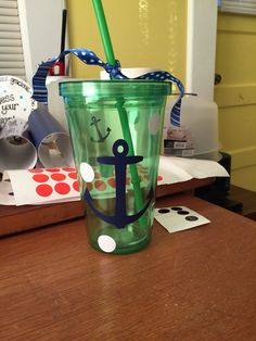 Anchor cup