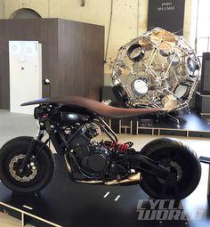 Cycle World - <em>CUSTOM & STYLE:</em> The Yamaha Root