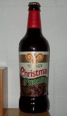 Young & Co's Brewery - Christmas Pudding ale 5,5% pullo