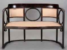 Josef Hoffmann Bench Architects Designers Pinterest Welded Furniture And Sofa