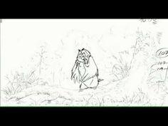Winnie the Pooh (2011), Pencil Test 3