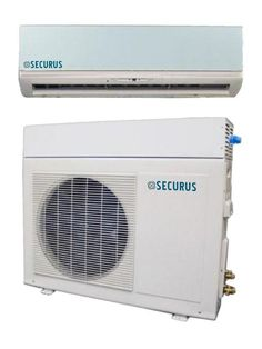 Solar air conditioner - great to use when/if the power fails.