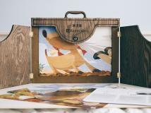 Kamishibai, para traer la tradición japonesa a nuestros hijos http://www.serpadres.es/1-2-anos/guia-compras/fotos/los-25-juguetes-estrella-para-estas-navidades/kamishibai