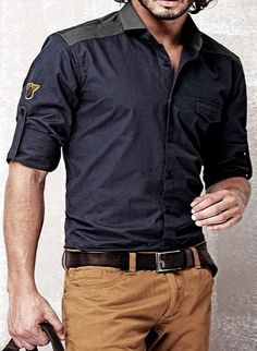 First date coming  up? This outfit marries color & flattery and completes the anticipated package.