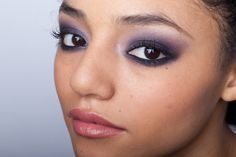 Smoky purple look feat. Too Faced Romantic Palette