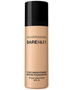 bareMinerals foundation — complexion perfection!
