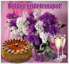 születésnap, dobos_torta, virág, pezsgő, képek, képeslap,