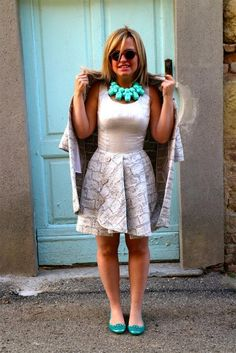 Fashion Blogger Carolina Ogliaro wearing Chiara Bellini