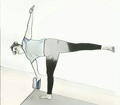 Una nueva secuencia para practicar en casa a tu aire! https://callateyhazyoga.com/blog/secuencia-de-yoga-asanas-de-pie-vinyasas-y-torsiones/ #yoga #yogaencasa #asanas #callateyhazyoga