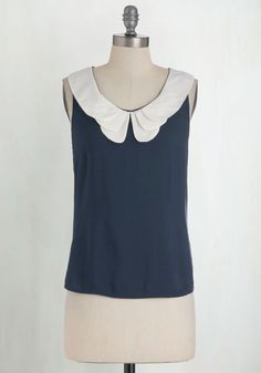 Make It or Buy It? Modcloth Camisole Bike Top - Craftfoxes