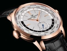 Girard-Perregaux gave their world time watch a make-over with its newest update | Girard-Perregaux 1966 WW.TC Review